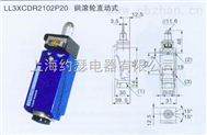 LL3XCDR2102P20 钢滚轮直动式行程开关