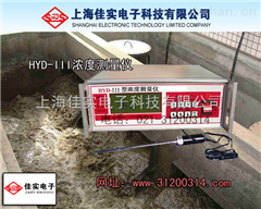 HYD-III上海浓度仪