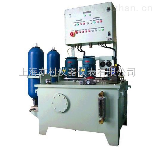 大排量液压泵站