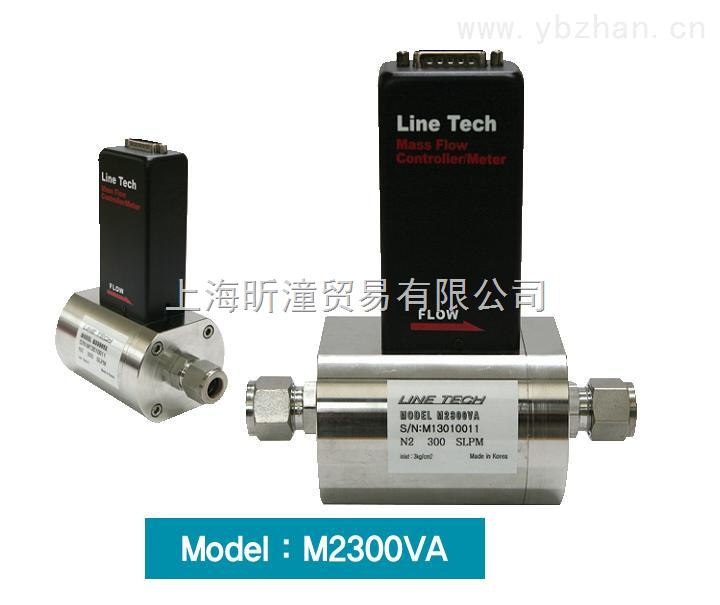 供应M2300V气体质量流量计 100~300SLPM