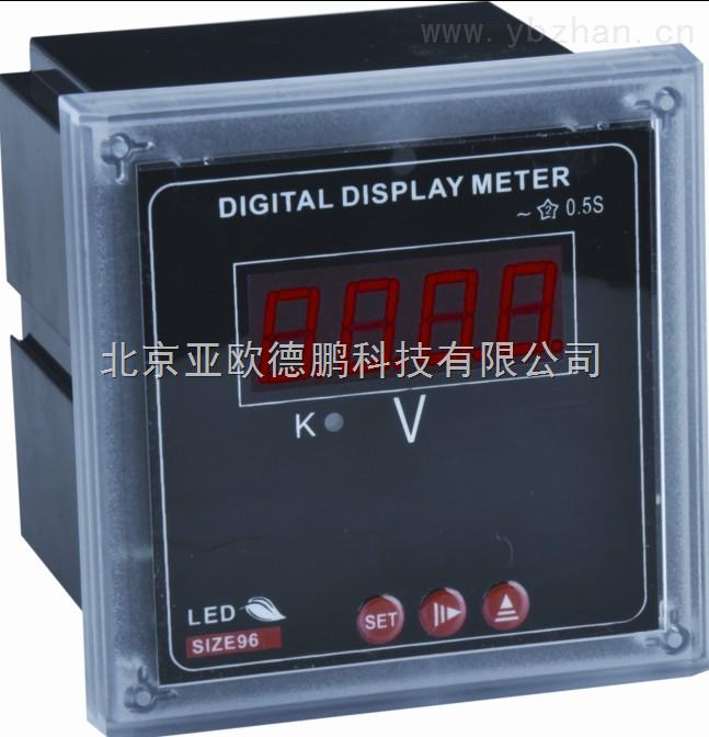 DP-PD284I/PD284U-三相电流表/三相电压表