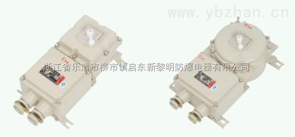 bxx防爆動力檢修箱 sw-10防爆照明開關
