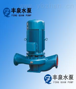 ISG型立式单级单吸管道泵