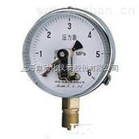 YXC-102-Z抗振磁助电接点压力表上海自动化仪表四厂