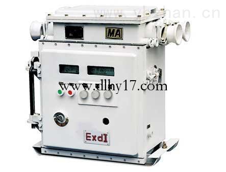 kjz-400, 矿用隔爆兼本质安全型移动变电站用真空馈电开关
