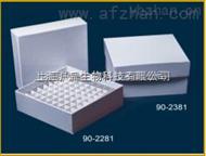 包膜纸质冷冻盒