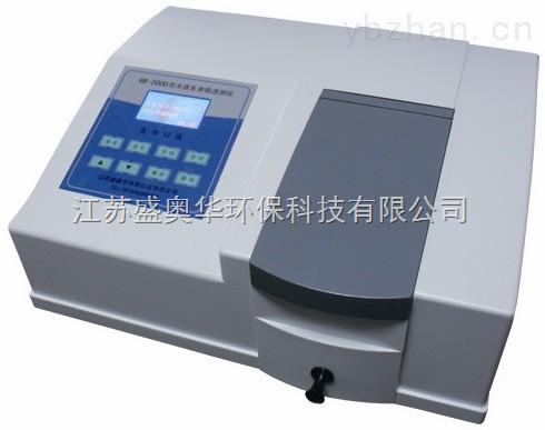 盛奥华6B-2000型总氮多参数水质快速测定仪