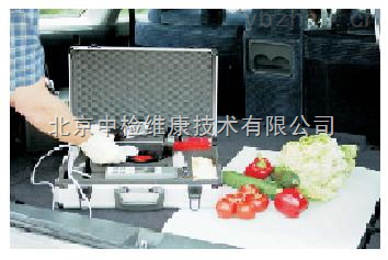 食品放射性污染物检测仪