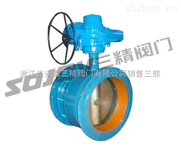 SD943H-SD943H电动伸缩蝶阀