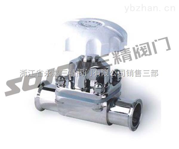 G41W-G41W卫生级隔膜阀