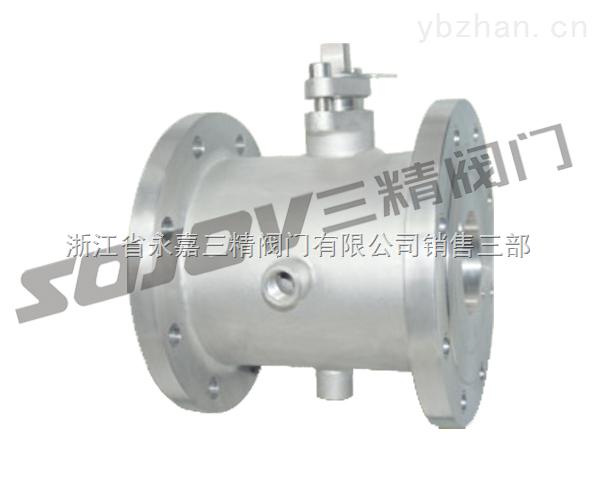 BQ41F/PPL铸钢保温球阀,不锈钢保温球阀