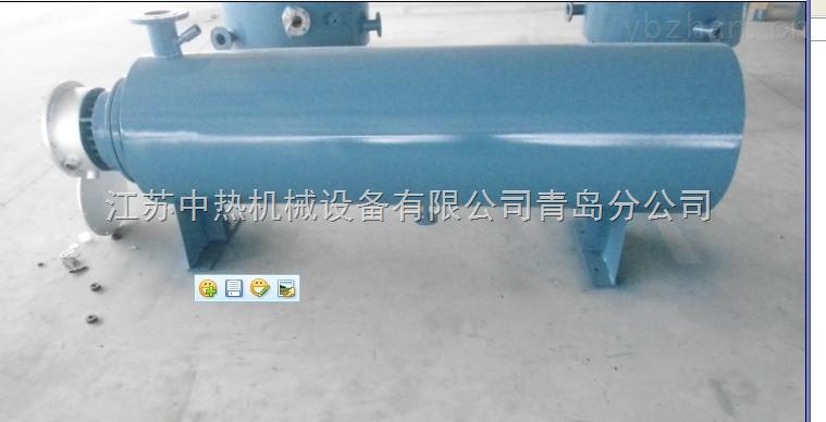 中热专业定制生产管道电加热器