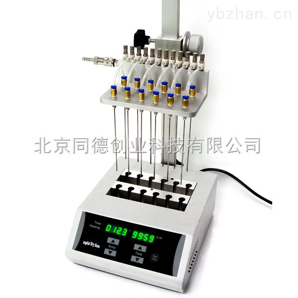 可视氮吹仪型号:NK2001B