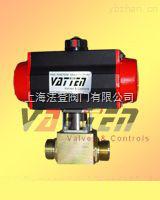VT2JSB33A-超高壓氣動內螺紋球閥 PN500 氣動高壓焊接球閥