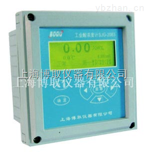 高温感应式酸碱浓度计价格,铝板酸洗测硝酸和氢氧化钠浓度