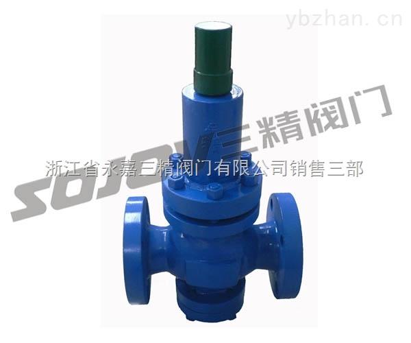 减压阀图片系列:弹簧薄膜式减压阀