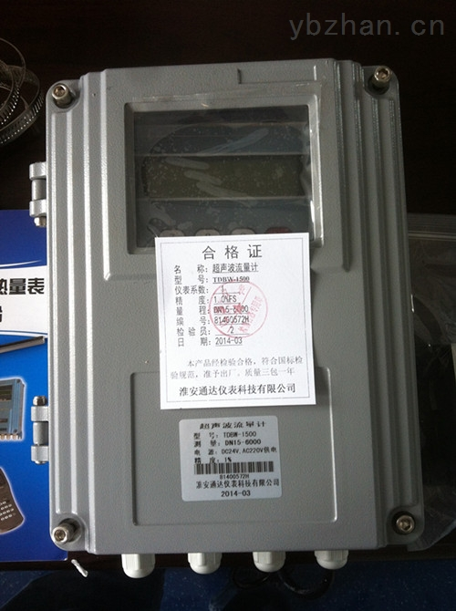 TDS-600P-TDS-600P型固定式超声波流量计
