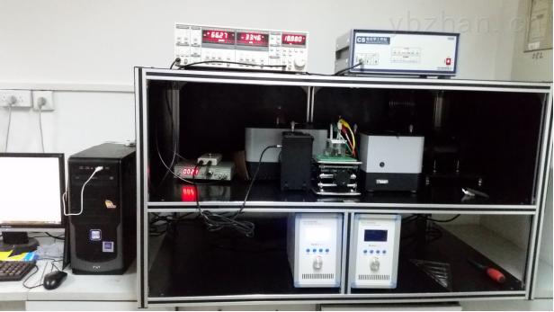 双光束光电催化反应系统