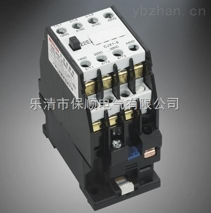 cjx1-12/22f上海人民接触器