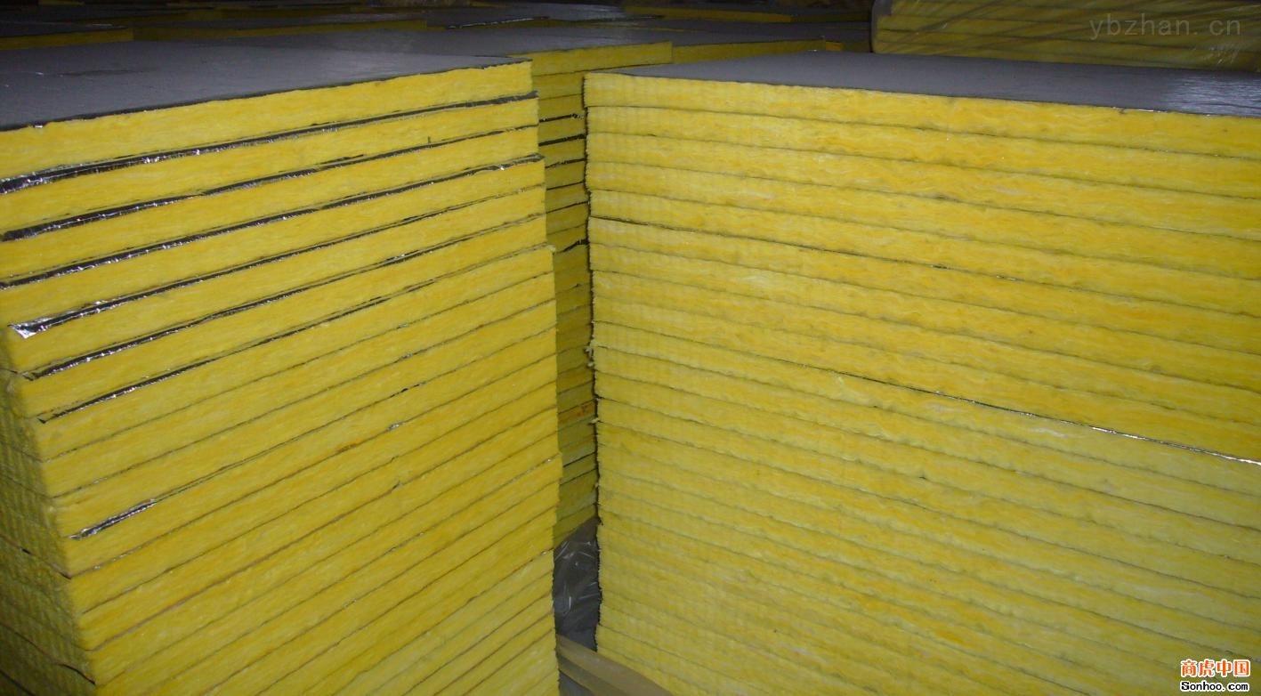 岩棉板阻燃保温建材市场价格