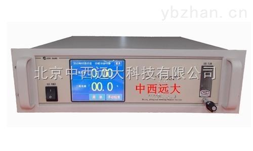 庫號:M99026-在線紅外氣體分析儀(CO+CO2) 型號:BJ137-1050E