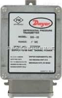 608系列本安型高精度微差压变送器