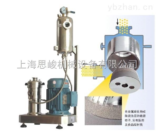 GR2000/4-高剪切分散均質乳化機