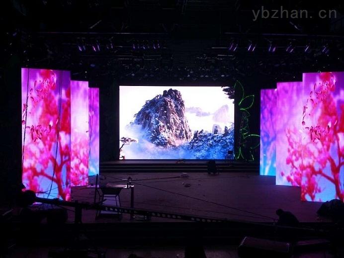 舞台可拆装p3.91led高清显示屏多少钱一平米