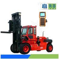松江叉车加装称重公司★巨盾5吨电动叉车加装电子秤