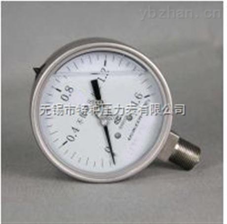 耐震全不銹鋼壓力表系列