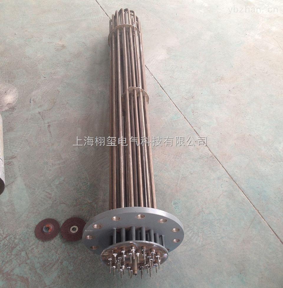 产品库 仪表上游 工具 电加热器 大型法兰发热管,专业定制,栩玺电气