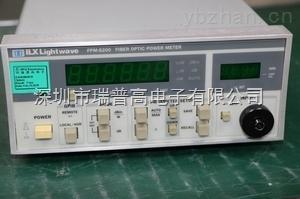 FPM-8200-ILX Lightwave FPM-8200 高精度 光纖功率計