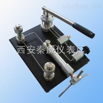 XY-YFT-2002Y-台式液压压力泵