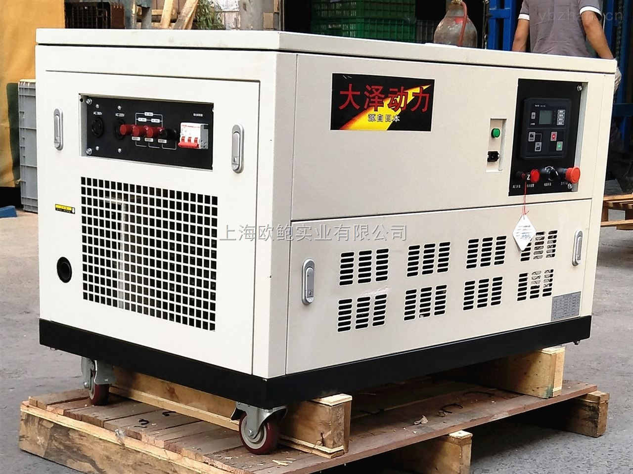 35kw三相汽油发电机