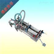 ZH-GZJ-500小型定量液体灌装机