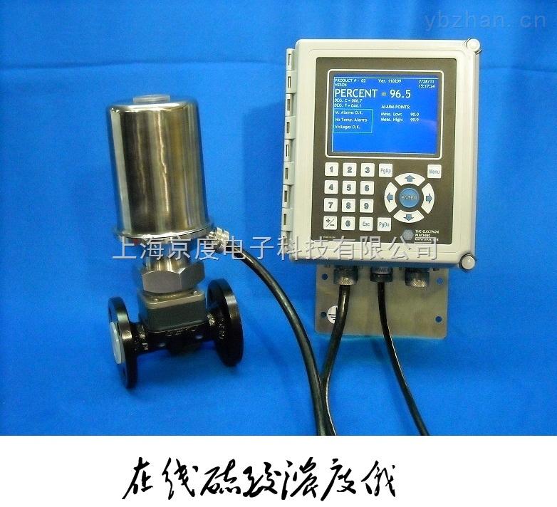 美国原装进口在线硫酸浓度仪