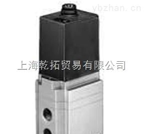 FESTO3通常闭比例减压阀型号,MYH-5/3E-2,3-L-LED