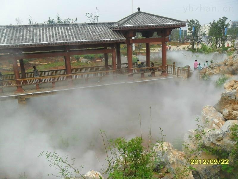 公园雾森景观福州人造雾景观设备