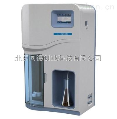 蒸餾全自動定氮儀 型號:K1305