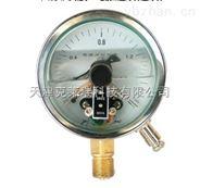 电接点压力表,轴向不锈钢压力表