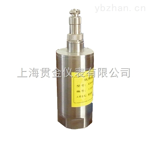 20-30-40-50mV/mm/s±5%磁电式振动传感器