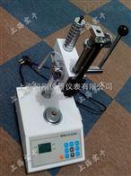 手动数显式弹簧拉压力测试仪