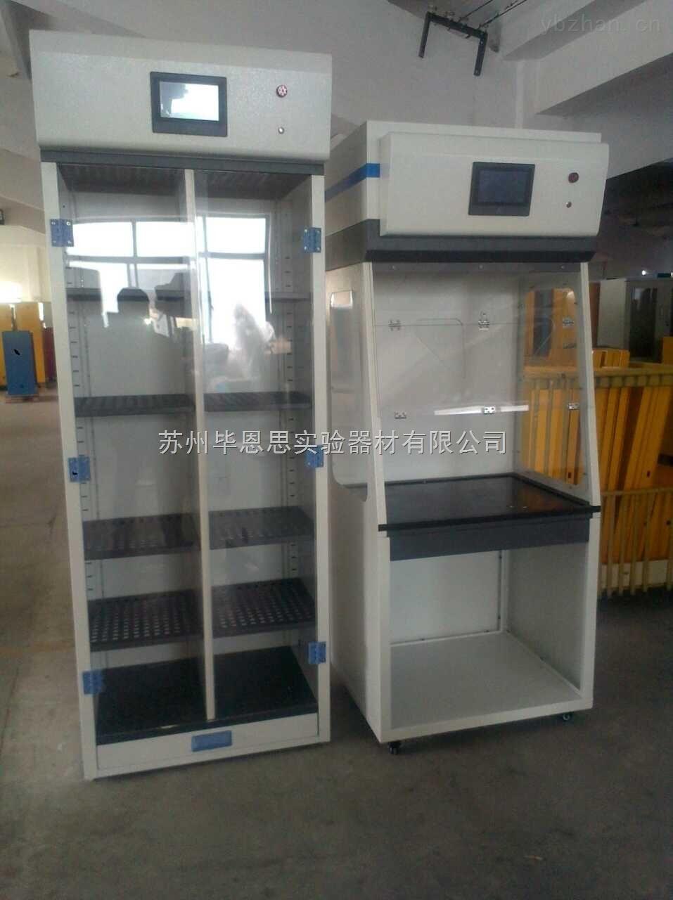 BC-DS800-無管道凈氣型通風柜