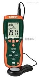 EXTECH HD450-NIST 照度计,HD450-NIST 数据记录仪照度计