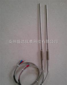 K型铠装带笔套探头式快速测温热电偶WRNK-191