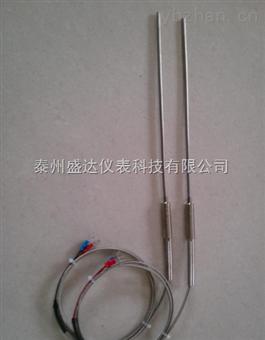 WRNK-191K型铠装带笔套探头式快速测温热电偶WRNK-191