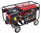 进口美国300A双把焊汽油发电电焊机