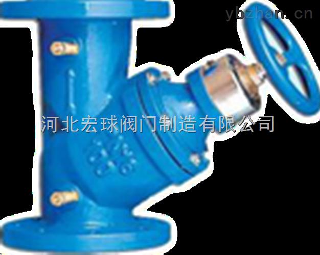SP45F-数字锁定平衡阀
