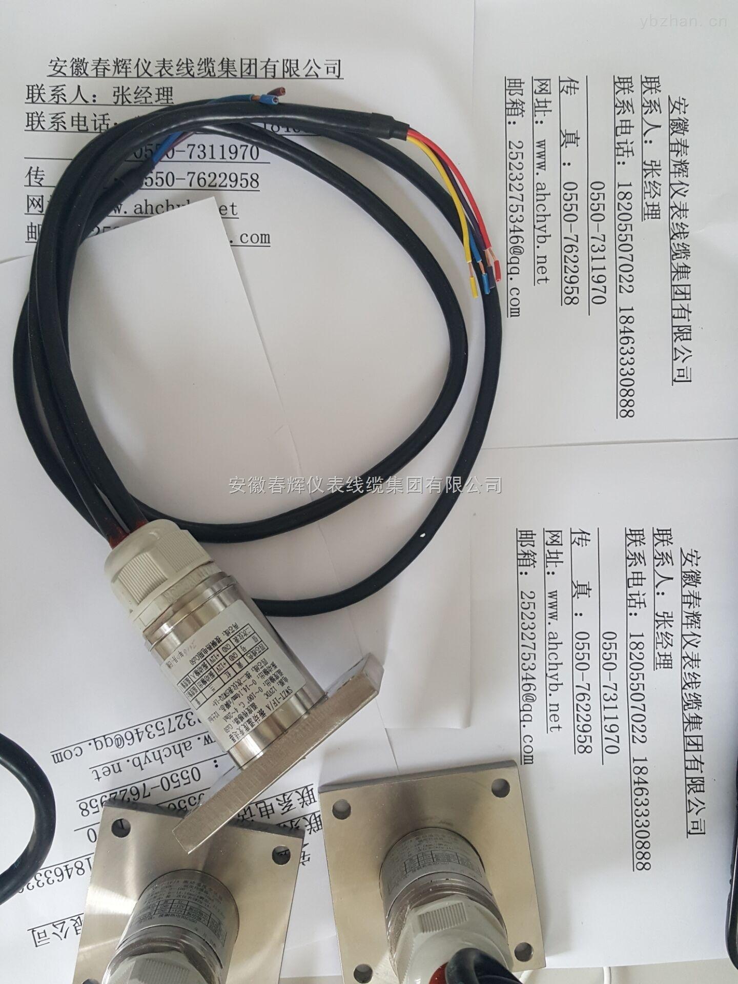 分体式振动温度变送器(厂家直销 )