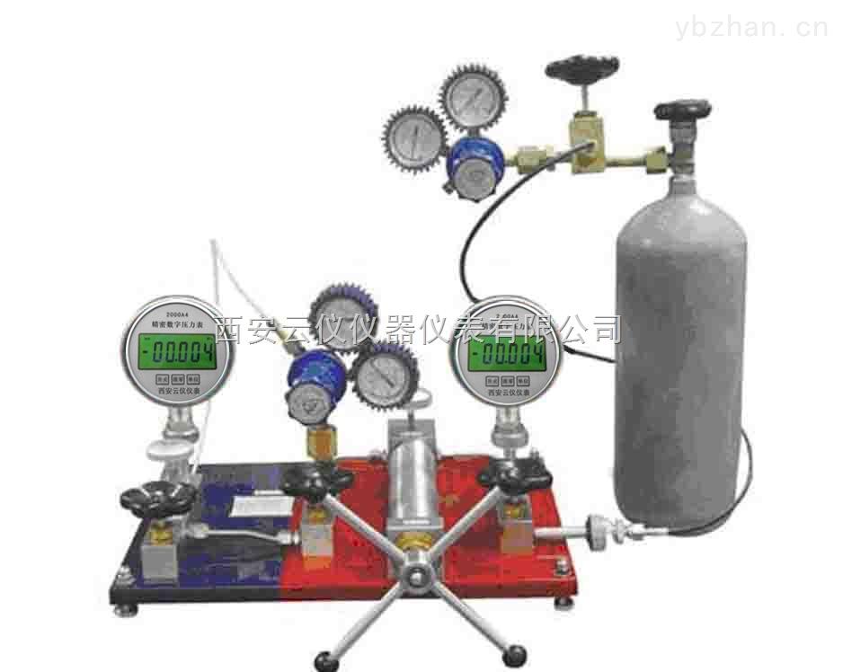 减压器校验仪